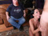 His Busty Wife Get Fucked By His Gambling Bookie