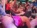 Huge Sex orgy in a swinger club