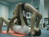 Crazy gymnastic sex positions