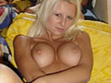Tanned blonde with a great ass gets pussy destroyed