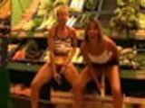 public cucumber double stuffing lesbians