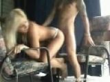 Amateur girl is fucked hard in hotel by personal