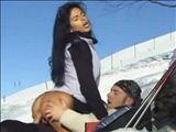 Snow Sex on the Ski Slope