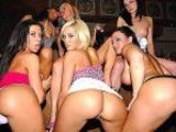 Hottest Horny Girls in the VIP Party