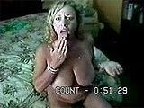 Busty Mom Fucks her Young Neighbor