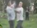 White guy VS white guy