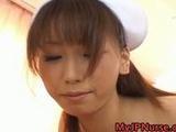 Ai Sayama Hot Asian nurse 1 by MyJPNurse