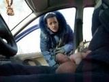 Girl From The Street Tricked By Pervert Stranger