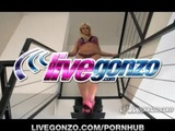 Julie Cash Big Butt Sex Live on LiveGonzo