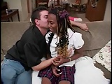 Sex n' Candy - White man has big cock too!