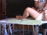 Squirtinator shows how to make her squirt