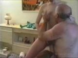 2 Lesbian Teens   Grandpa 01