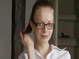18yo Skinny Teacher Tease Naked