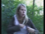 Czech GF Alice Takes Cumshot After Giving Blowjob In Street