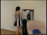 Laura Russian Mature Take Young Cock