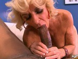Georgette Peaks In Big Black Cock Makes Cum Hard