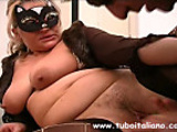 Giuliana Italian Wife Solo Fun