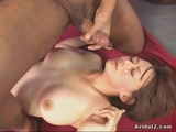 Busty Rina In A Hot Hardcore Sex With Oozing Creampie In The End