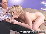 Sweet Baby Fucks Older Pole