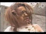 Humiliated stinky bitch - Scat Videos