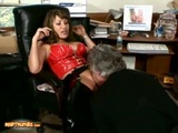 Ava Devine Getting Her Ass And Pussy Licked By An Old Man