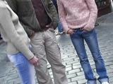 Threesome with Sunny Jay and Camilla Krabbe