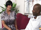 Shay Fox - My mom love big black cock!