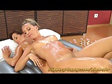 cute lesbian slippery nuru massage girls