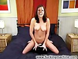 Brooke Has an Incredibly Intense Orgasm