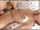 Mature couple hard fuck