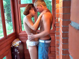 Teen Daria fucked on a sex tape