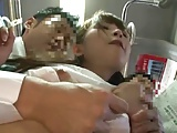 Innocent Teengirl groped by Stranger on the Subway