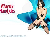 Maya's handjobs