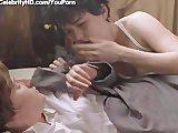 Sophie Anderson & Kat Redstone in Lesbian Scene - Break My Fall