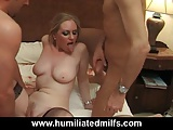 Horny Milf Slut Can t Get Enough Cock