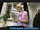 PublicAgent Big Boobs, Blondes and Horny Ex-Girlfriends