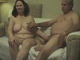 Nancy and Bi Hubby put on web cam show