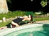 Anal by the pool - Jet Multimedia