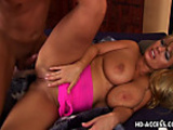 Hot busty MILF with huge tits hot fucking