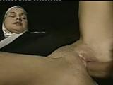 Nicolleta Axin Big tits Nun
