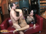 Simone Style Gives Up Her Pussy And Ass