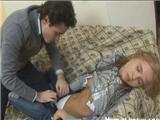 Sleeping skinny  teen abused by older guy