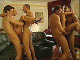 Hot groupsex with a lot of DP
