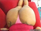 Cherokee Brings Her Huge Ass For A Good Fucking