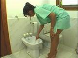 Brazilian girl - amazing brazilian maid b ...