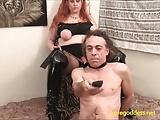 Kore Goddess fucks a helpless guy