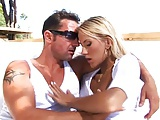 David Perry & Justine Ashley ANAL IN THE SUN ((Cochinadas))