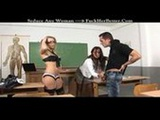 2 Teachers Fuck Young Stud