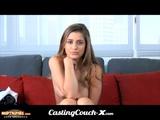 Casting CouchX Teddi Rae Ashamed 18 Year Old Fucks To Pay Bills