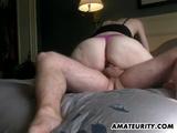 Hot Amateur GF Sucks And Fucks For Creampie